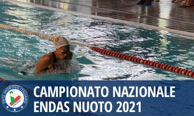 Campionato Nazionale ENDAS Nuoto 2021